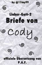 Briefe von Cody by bookaholiker