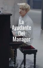 La ayudante del manager by Kiria97