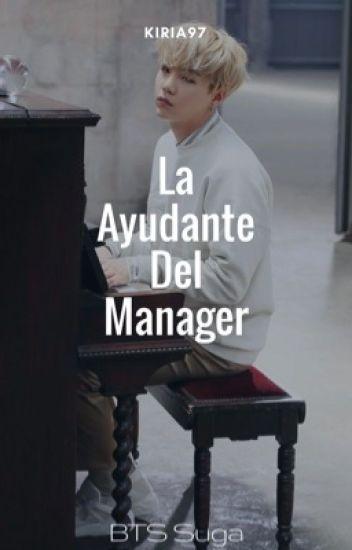 La ayudante del manager