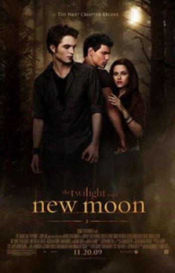 Twilight Saga : New Moon - Kristan Rimando - Wattpad