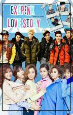 (C)EXOPINK LOVE STORY[엑소핑크 러브 스토리] by Yeollie_Girl