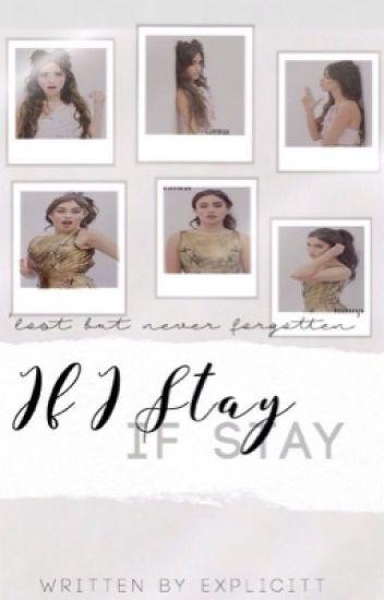 If I Stay (Lauren/Camila/You)