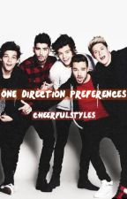 One Direction Preferences by xXChristieTommoXx