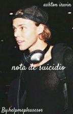 nota de suicidio . irwin by helpmepleasesos