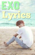 EXO Lyrics by -hoseokid