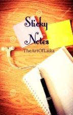Sticky Notes by TheArtOfLaika