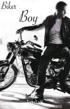 Biker-Boy #Wattys2016 by laula8