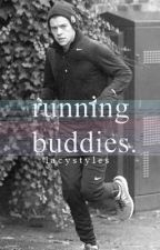 running buddies // h.s au by Lacy_Styles