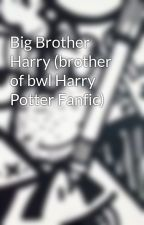 Big Brother Harry (brother of bwl Harry Potter Fanfic) by Whisky-Wolf