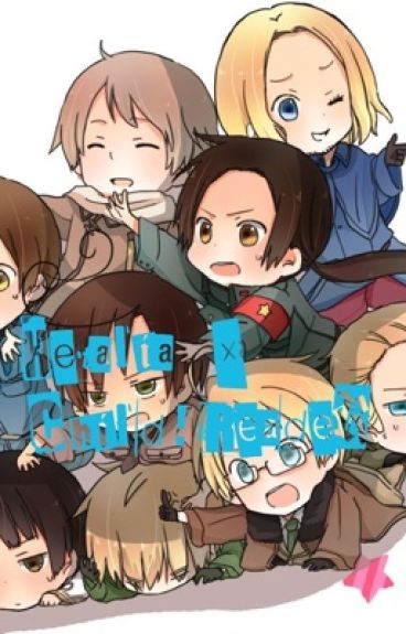 Hetalia x Child!Reader