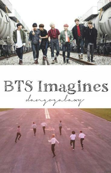 BTS Imagines [TEMP. CLOSED]