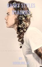 Harry styles imagines (editing) by scribbling_1d