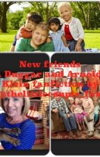 New friends(A The Little Couple and 19 Kids and Counting fan fiction) by mackenzie_bou