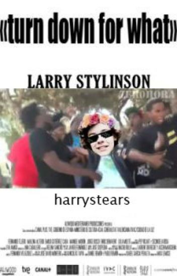 «turn down for what» larry stylinson