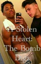A STOLEN HEART :THE BOMB DIGZ by TBD_Royal