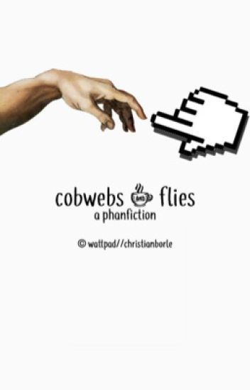 [ cobwebs + flies ]