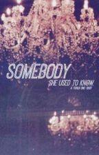 Somebody That She Used To Know { TGHLB One-Shot } by JellytonJoe