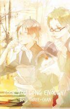 Took You Long Enough! [ Haikyuu!! ; TsukkiYama ] by Three-chan