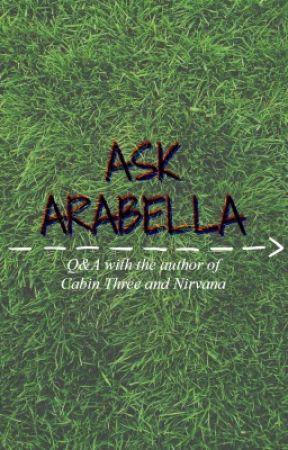 ASK ARABELLA - inthepants q&a by inthepants