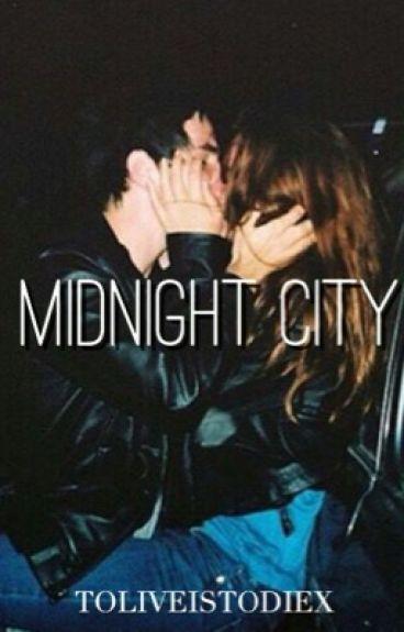 Midnight City » Grayson Dolan.