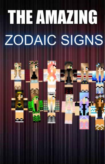 Amazing zodiac signs