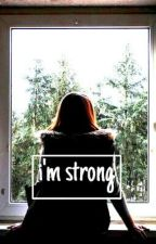 I'm strong by putrisalmaa_