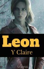 Resident Evil Leon X Claire by Silvy66