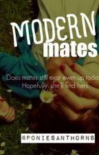 Modern Mates by poniesandthorns