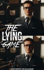 the lying game // eggsy unwin by taronegerton