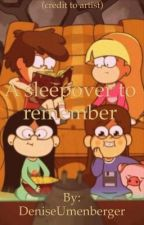 A sleepover to remember (plus mini stories) by DeniseUmenberger