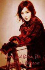 Dark Red Rider by YnoniMooooze