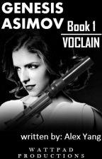 Genesis Asimov: Voclain by alex64exe