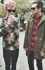 Won't you stay alive? (Joshler fanfiction) by nootnoot69
