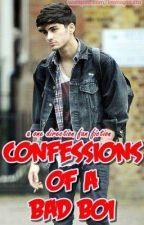 Confessions Of A Bad Boi (complete) by immapotato