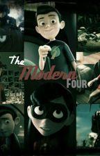 The Modern Four by RRomanticWatlz2364