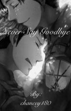 Never Say Goodbye (AoT MarcoxJean) by chancey180