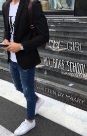 One Girl All Boys School by maaryxwin