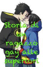 Storia di un ragazzo gay alle superiori [SOSPESA]  by salva2100