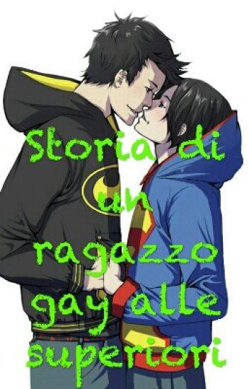 Storia di un ragazzo gay alle superiori [SOSPESA]
