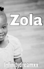 Zola-Grey's Anatomy by infinitydreamxx