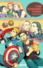 Avengers Chatroom by _Apollo_Daughter_