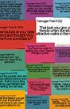 101 teen posts!! by EmilyJaneLewis