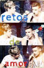 Retos  de Amor ( Niam Hayne / Larry ) by MrSwag_P