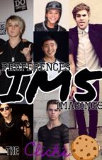 IM5 Prefrences and Imagines by TheClicheCookie
