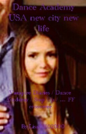 Dance Academy USA new city new life by SunAveFantasyFFGirl