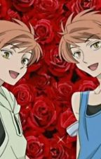 HIKARU AND KAORU X READER!! by cringedan