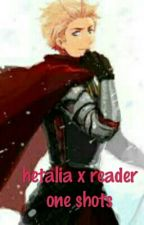 hetalia x reader one shots by SilverLily01
