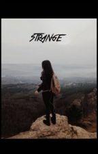 strange// luke hemmings by calumhoodstories19