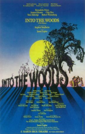 Theater Review! Into the Woods by Cine-Matix