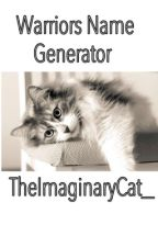 Warrior Cat Name Generator by MiaWalthour